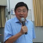 O vereador Pedro Komura (Aldo Shiguti)