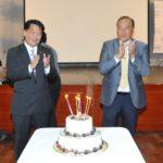 Shiraishi e Jairo Uemura (Jiro Mochizuki)