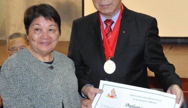 Jo Tatsumi com Regina Komatsu (Jiro Mochizuki)