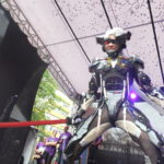 Raiden de Metal Gear (Johny Eduardo Santiago), 1º no Concurso (Aldo Shiguti)