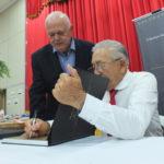O empresário com o deputado Gondim (Aldo Shiguti)