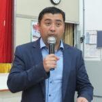O prefeito de Suzano, Rodrigo Ashiuchi (Aldo Shiguti)