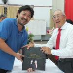 O vice-prefeito de Mogi, Juliano Abe, fez questão de prestigiar (Aldo Shiguti)