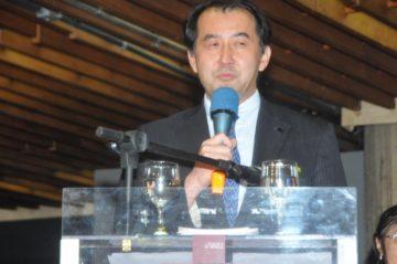 Cônsul espera que comemorações intensifiquem relações bilaterais - Jiro Mochizuki