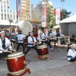 Grupo de Taiko Tenryu Wadaiko, de São Miguel Paulista - Jiro Mochizuki