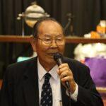 Muneki Tikasawa (presidente da Associação Inoshishi) (Jiro Mochizuki)