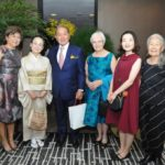 O casal com convidadas (Jiro Mochizuki)