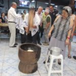 O tradicional ritual (Jorge Mori)