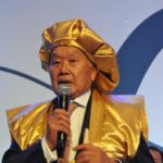 Renato Ishikawa, devidamente caracterizado (Jiro Mochizuki)