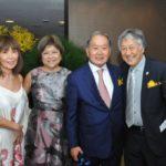Renato Ishikawa e Olga com Andre Korosue e esposa (Jiro Mochizuki)