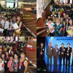 Grupos de jurados-apresentadores