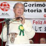 Deputado estadual Coronel Nishikawa (Jiro Mochizuki e Aldo Shiguti)