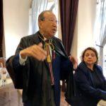 Harada intervém no debate sobre os limites das atribuições do Tribunais de Contas (divulgação)