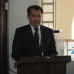 O cônsul Yasushi Noguchi (Aldo Shiguti)