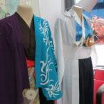 ... típicos da cultura da província também foram mostrados (Nikkey Shimbun)
