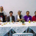 Da direita: Minoru Matsuura, Izumi Takeno, Kiyoto Hikichi, consul-geral Yoshitaka Hoshino, Kenhichiro Kurihara e Akio Miyamoto (Teruko Okagawa Monteiro)