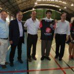 Akira Yamada conheceu os vários departamentos do NCC