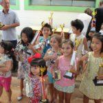 Crianças premiadas (Silvio Sano)