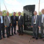 Nishio com dirigentes de entidades nikkeis (Jiro Mochizuki)