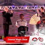 Oriental Magic Show também está na programação (Facebook)