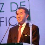 Cônsul geral do Japão em São Paulo, Yasushi Noguchi (Jiro Mochizuki)