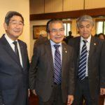 Jun Suzaki e Akeo Yogui (Jiro Mochizuki)
