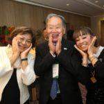 Olga, Renato Ishikawa e Akemi Matsuda (Jiro Mochizuki)