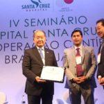 Renato Ishikawa recebe homenagem da CMSP (Jiro Mochizuki)