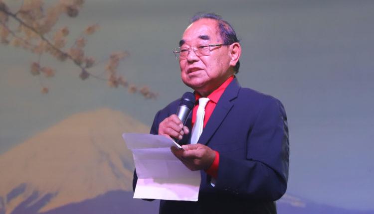 Sussumu Araki, presidente da Acenbo (Daniel Yonamine)