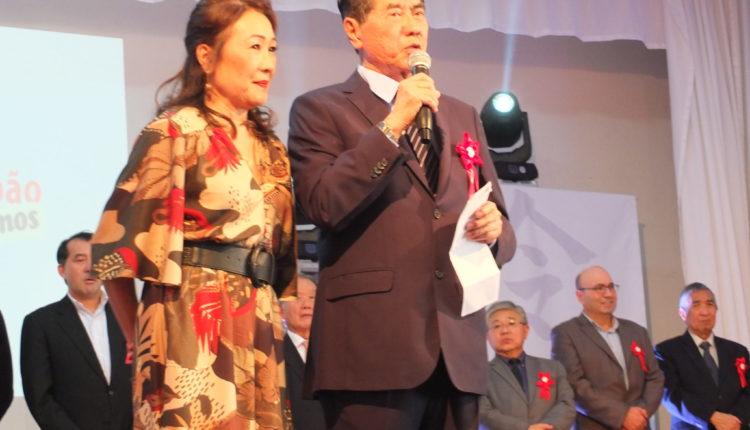Tadayoshi Hanada e Cecília Shirassawa (Aldo Shiguti)