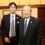 Yasuhisa Ikeda e Tadayosi Wada (Jiro Mochizuki)